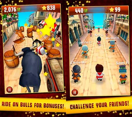 Новый бегун Running with Friends от Zynga вышел на iOS