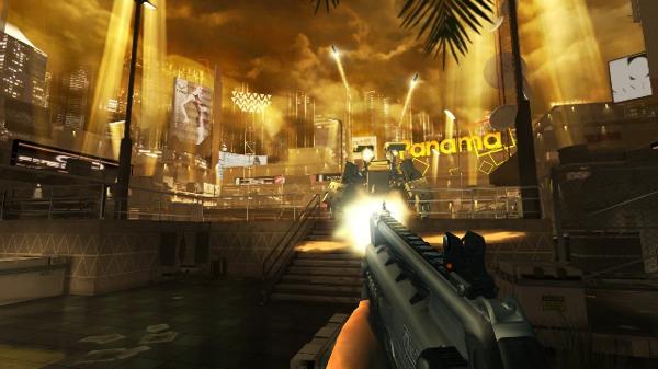 В Deus Ex: The Fall враги немного поумнели