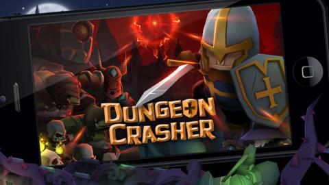 Платформер Dungeon Crasher временно бесплатный