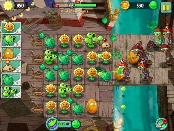 Plants vs. Zombies 2 не сможет выйти 18 июля