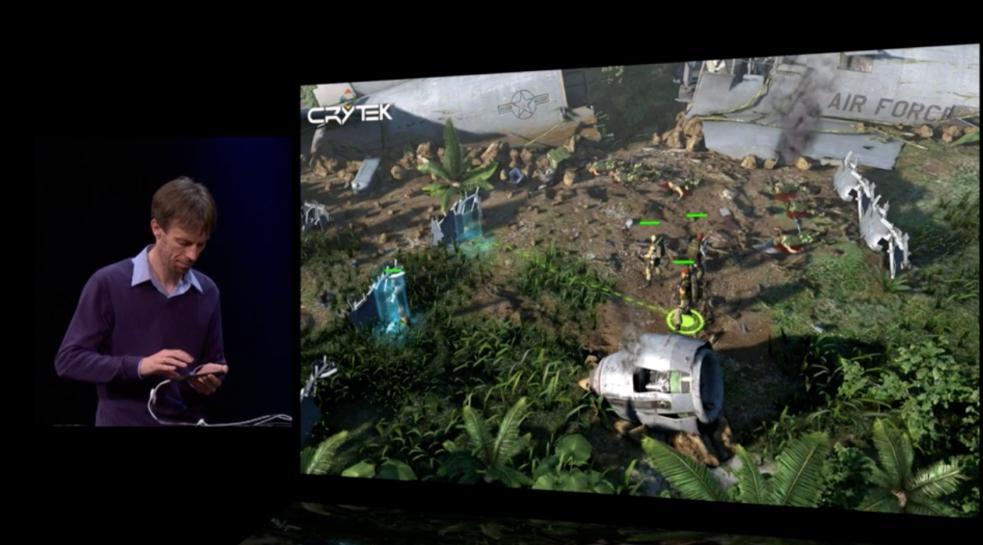 Тактический шутер The Collectables от Crytek выйдет на iOS