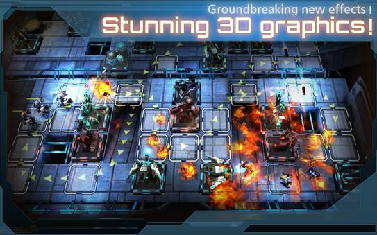 Игра Defense Technica теперь доступна на Android