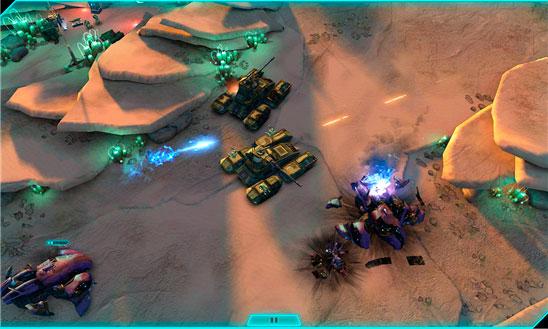 Шутер Halo: Spartan Assault наконец-то появился на Windows Phone 8