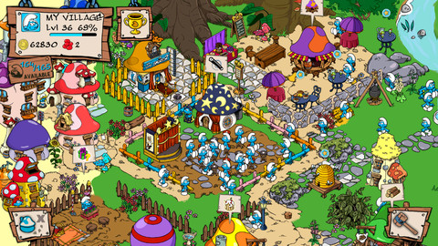 Smurfs Village Download For Android