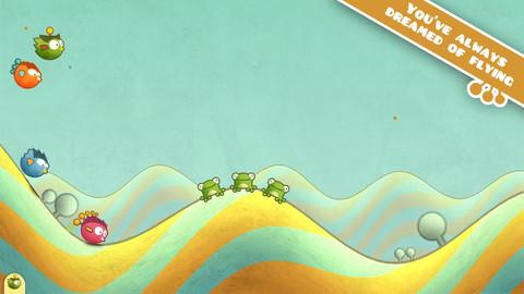 Наконец-то аркада Tiny Wings стала бесплатной