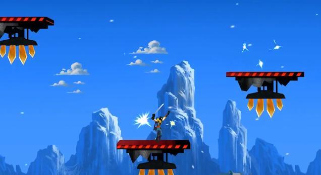 Ниндзя-платформер Shadow Blade находится в разработке
