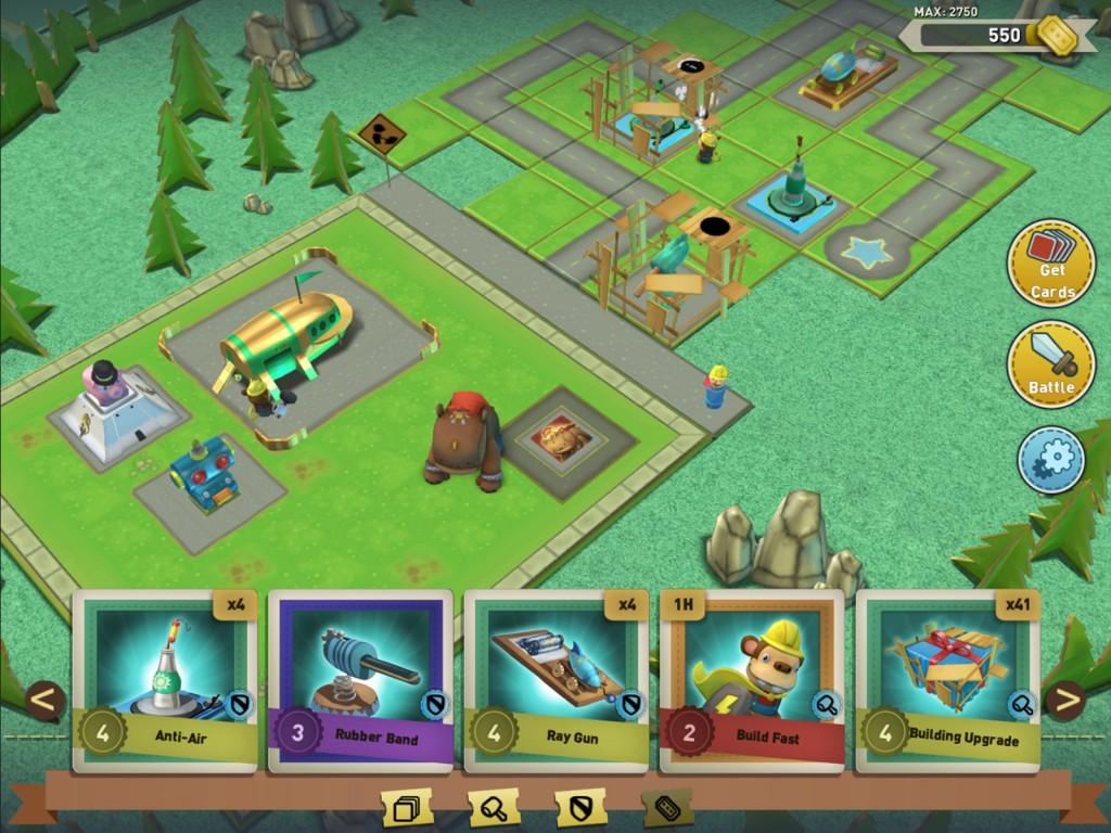 Toy Rush объединила несколько жанров в одну игрушку