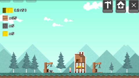 VIRGA – новая игра в стиле Minecraft