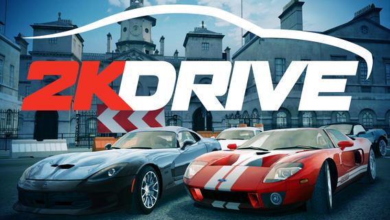 Аркадные гонки 2K DRIVE появились в App Store
