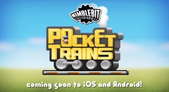 Трейлер новой игры Pocket Trains