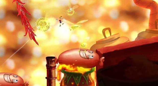 Rayman Fiesta Run выйдет 7 ноября