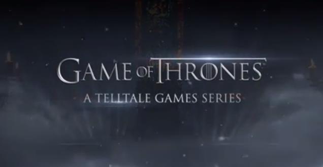 Игра Games of Thrones выйдет в следующим году