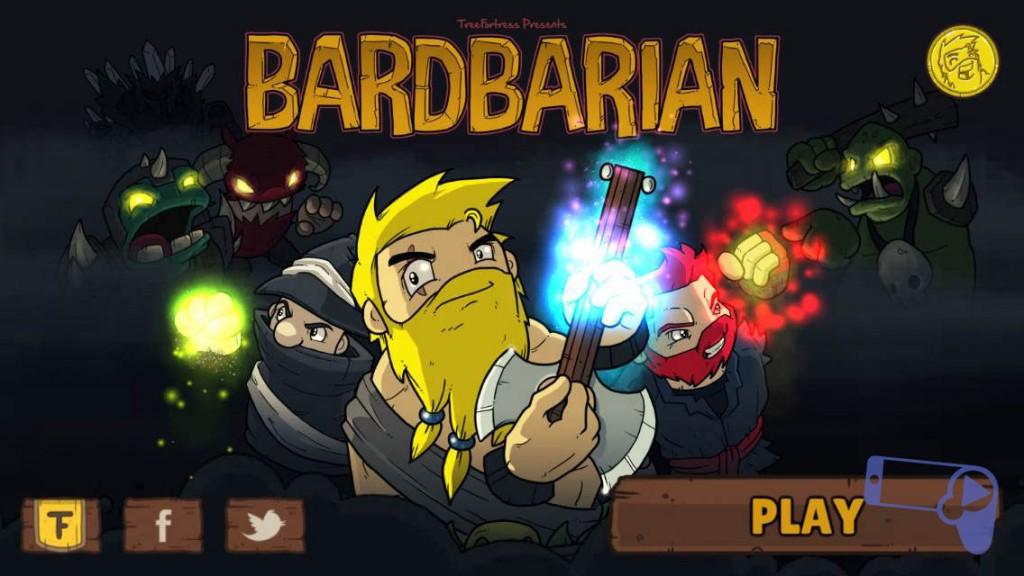Обзор Bardbarian – ударим по струнам!