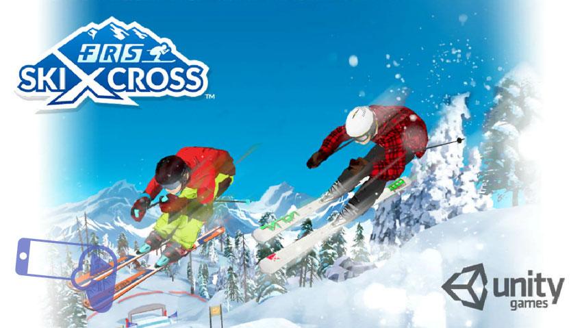 Обзор FRS Ski Cross - встаем на виртуальные лыжи