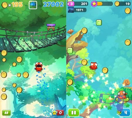 Быстрый обзор Mega Jump 2 – пришла замена!