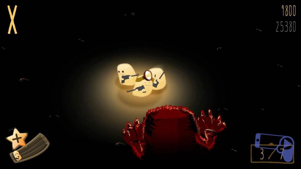 Быстрый обзор Hopeless: The Dark Cave – неунывающие пузырьки