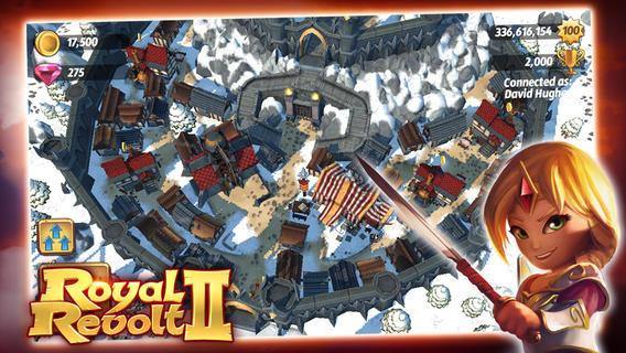 Royal Revolt 2: война за трон короля началась