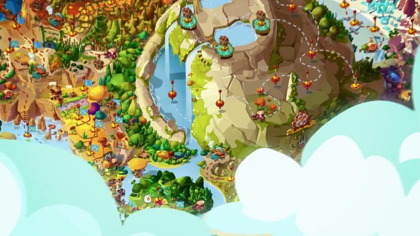 Angry Birds Epic: первая RPG от Rovio появилась в нескольких странных
