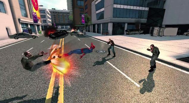 The Amazing Spider-Man 2 1.2.7d - Скачать для …
