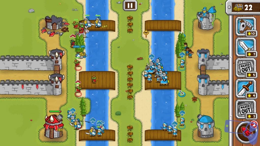 Обзор Castle Raid 2: А где роботы-лесорубы?!