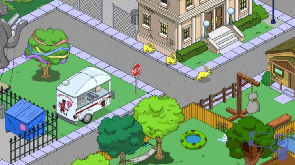 Советы по The Simpsons: Tapped Out: как найти пасхальные яйца