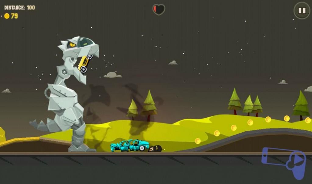 Обзор Aliens Drive Me Crazy: От эпичной погони до перестрелки в стиле боевика