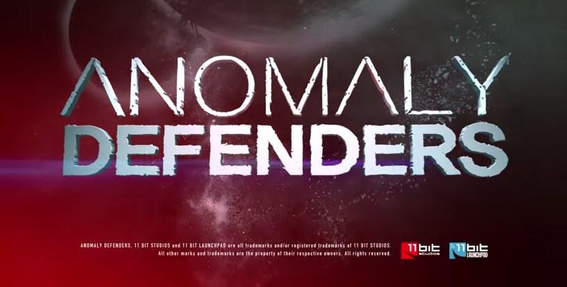 Anomaly Defenders выйдет в конце мая. Остановите человеческих захватчиков!