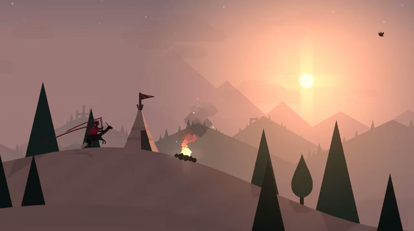 Alto's Adventure: предстоящая бегалка с очень красивой графикой