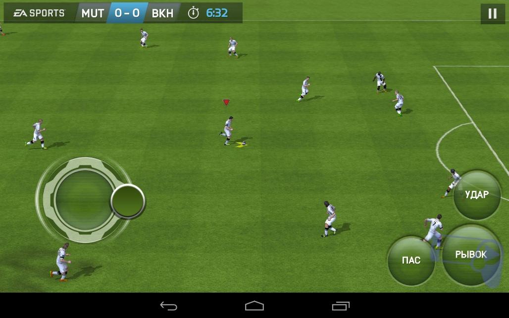 Игры футбол фифа 15