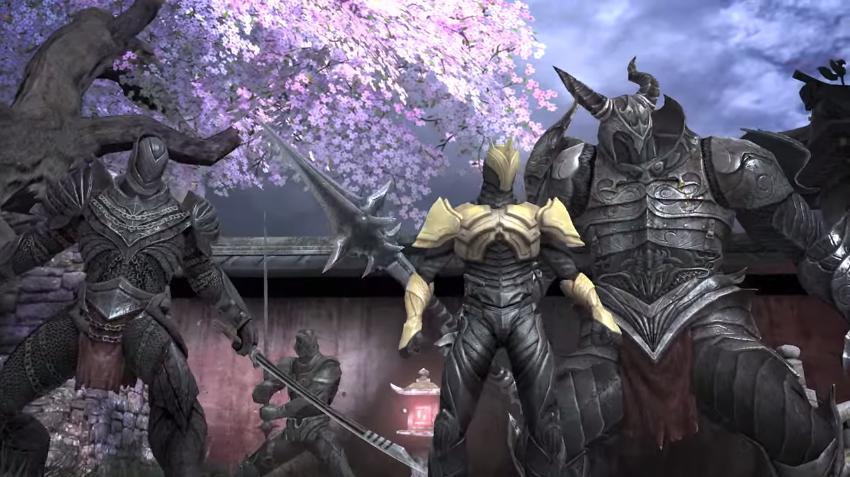 Концовка Infinity Blade 3 появится на этой неделе