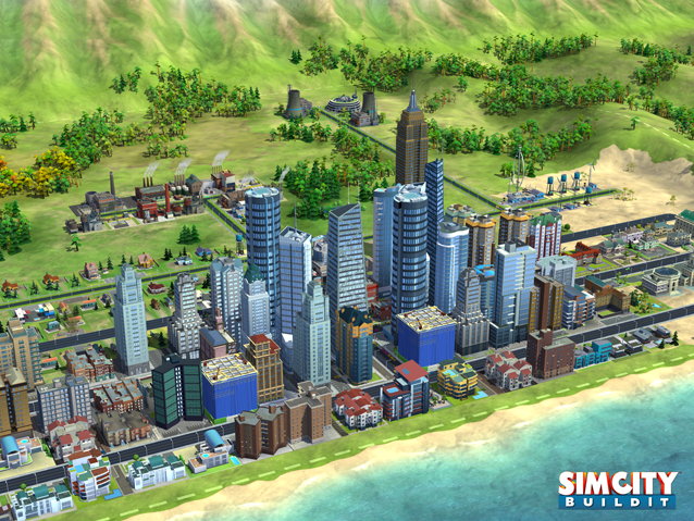 EA Mobile готовы выпустить мобильную версию SimCity на следующей неделе