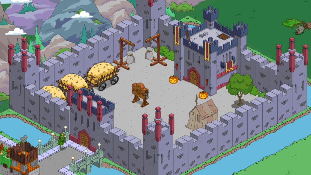 The Simpsons: Tapped Out: наши советы к окончанию войны в Спрингфилде