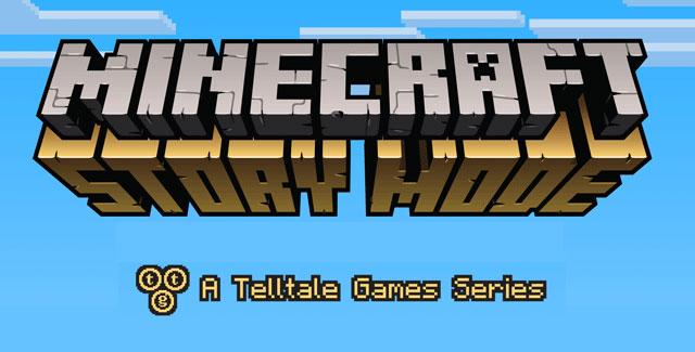 Mojang и Telltale выпустят Minecraft: Story Mode в 2015 году