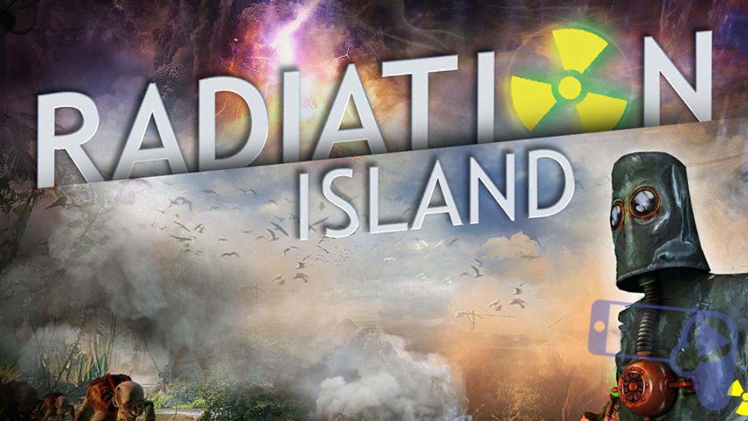 Обзор Radiation Island: экран загрузки