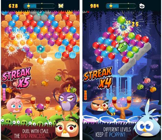 Angry Birds Stella POP!: Rovio выпустили новую Angry Birds, которая доступна только в Канаде