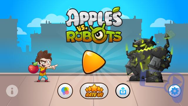 Обзор Apples vs. Robots – защищаем магазин Apple от нашествия Андроида