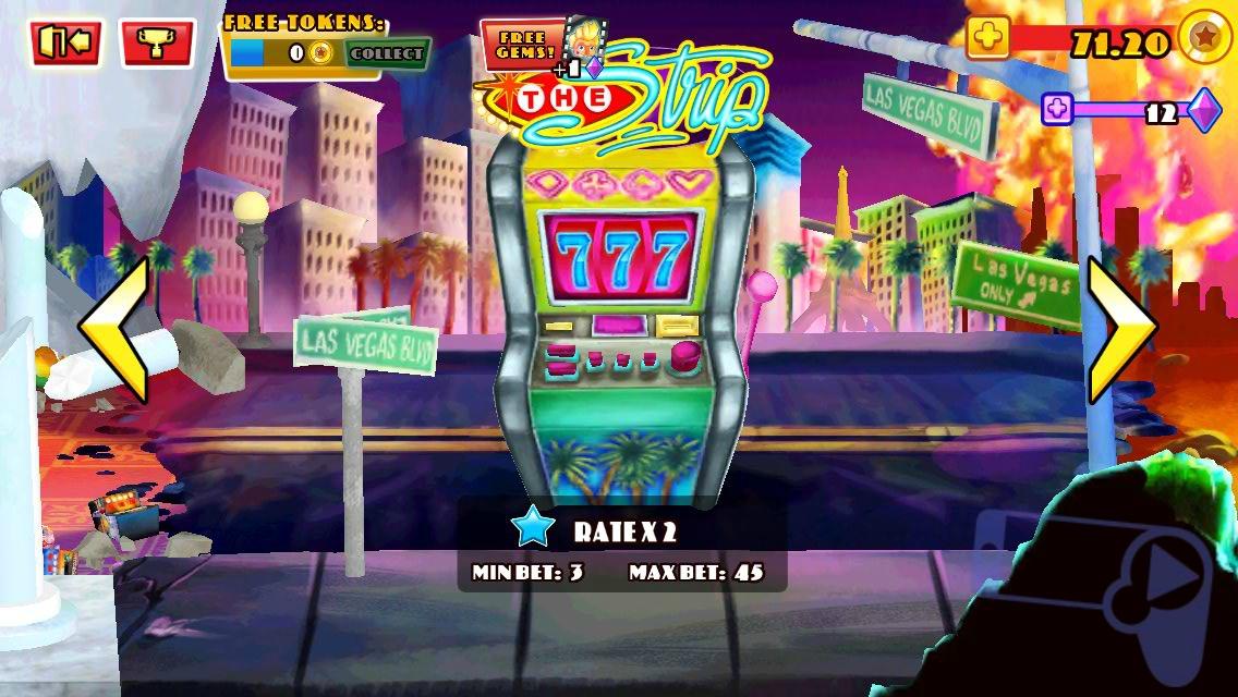 Обзор Area 777: отбейте Лас-Вегас от пришельцев с помощью игрового автомата
