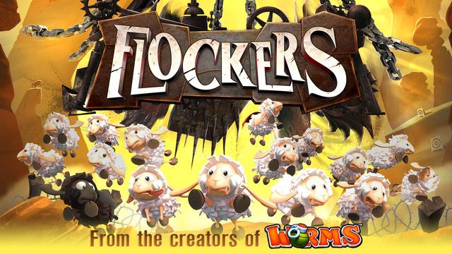 Flockers - лучшая мобильная игра января 2015 года