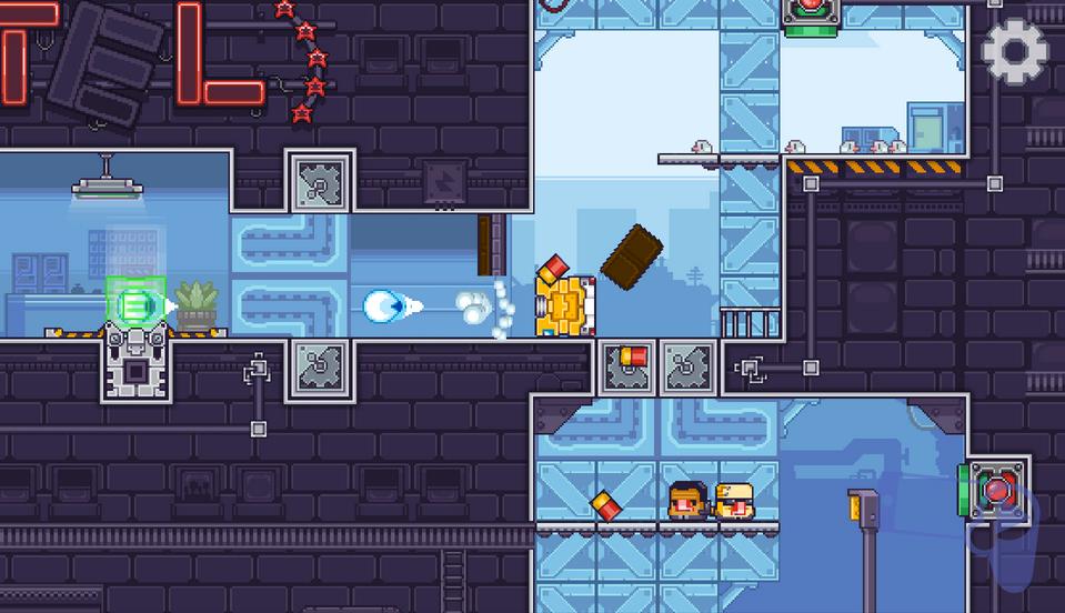 Gunbrick - лучшая мобильная игра января 2015 года