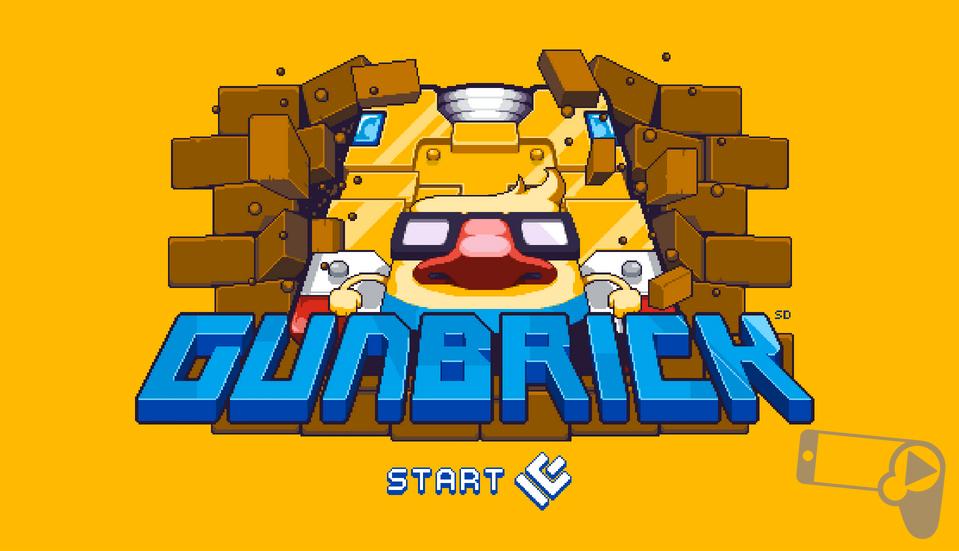 Обзор Gunbrick: квадрат атакует