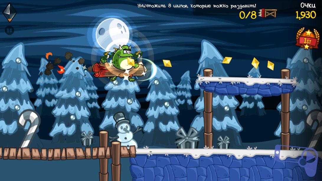 Обзор Monsu: веселый бегун с элементами карточной игры