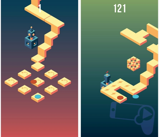 Skyward - лучшая мобильная игра января 2015 года