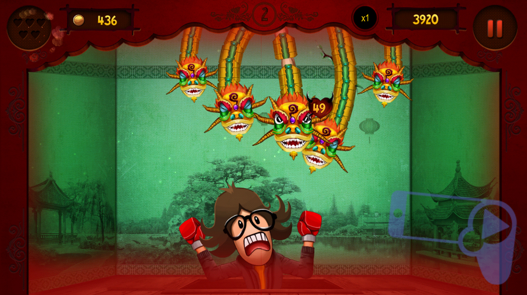 Обзор Puppet Punch: битва с боссом