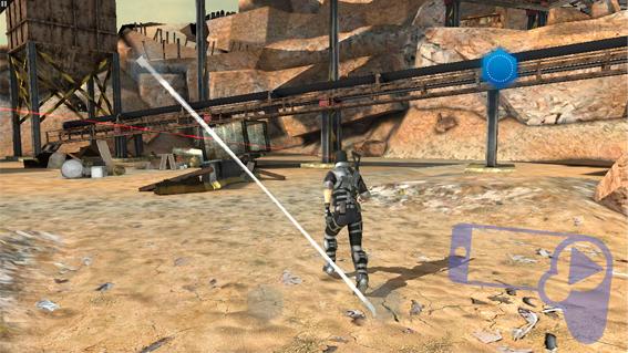 Короткие сцена пробежек из Overkill 3
