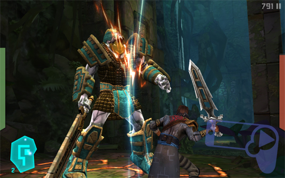 Обзор Stormblades – скучноватые бои на мечах