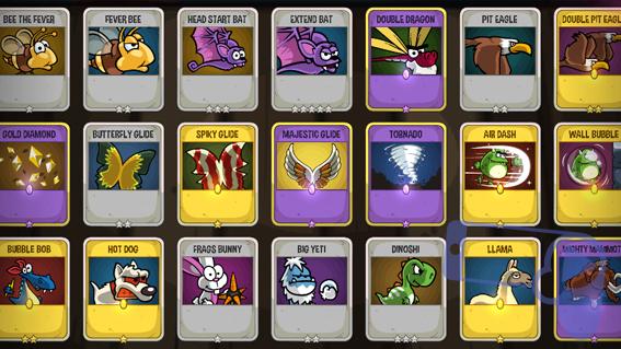 Фото всех карт из игры Monsu для iOS (iPhone и iPad)