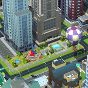 Советы SimCity BuildIt - парки делают людей радостней