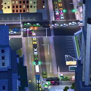 Советы SimCity BuildIt - огромная пробка из машин