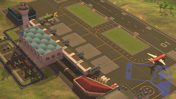 Советы SimCity BuildIt – построенный аэродром