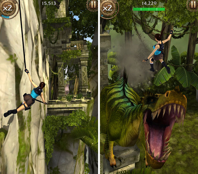 Лучшие игры 21 мая для iOS и Android: Lara Croft: Relic Run, Toysburg, The Branch…